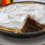 Double Layer Chocolate Cream Pie