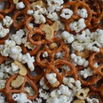 Ranch Parmesan Popcorn Mix