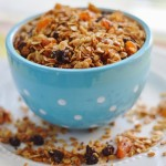 Maple-Honey Coconut Granola