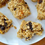 Coconut Peanut Butter Granola Bars