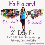 The 21-Day Fix Extreme is HERE!!
