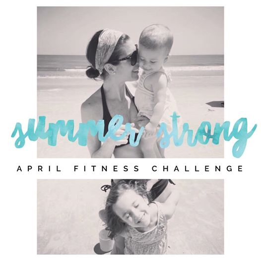 summer strong fitness challenge