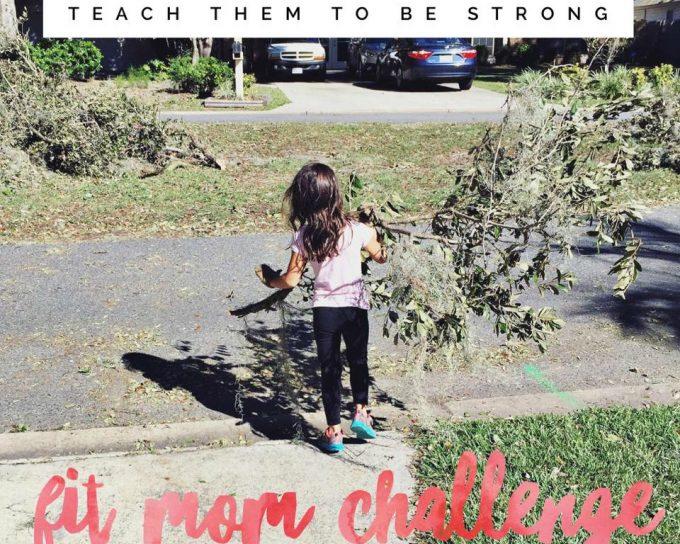 fit mom challenge