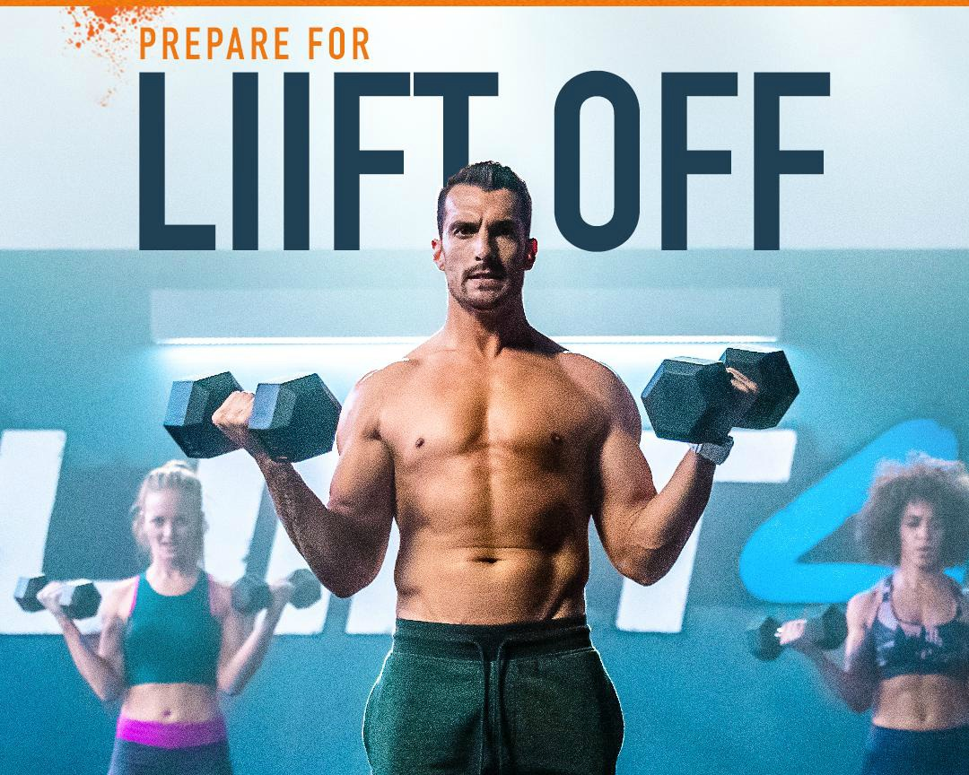 LIIFT4 - Lift, HIIT, Rest, Repeat! - Simply Clean & Fit